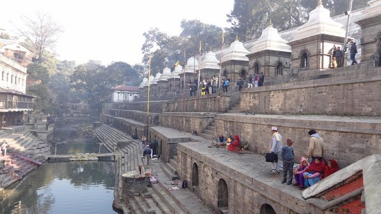 Temple de Pashupatinath : 境内①