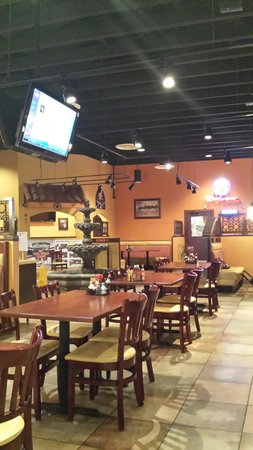 Inside Atmosphere At Plaza Morena Campestre Grill In Owatonna Minnesota