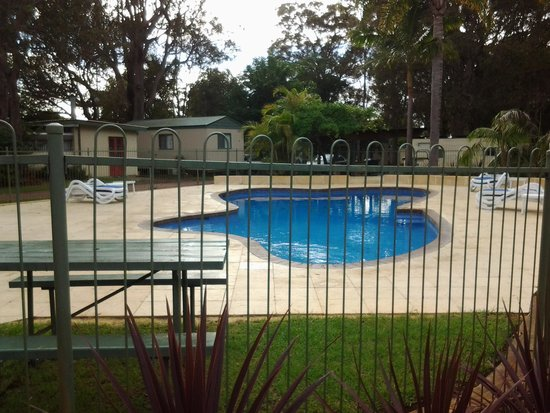 Margaret River Tourist Park: Swimming Pool