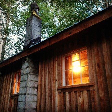 The Homestead Cabins : Cabin #1