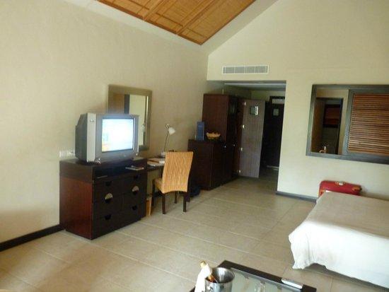 Beachcomber Le Victoria Hotel : δωματιο