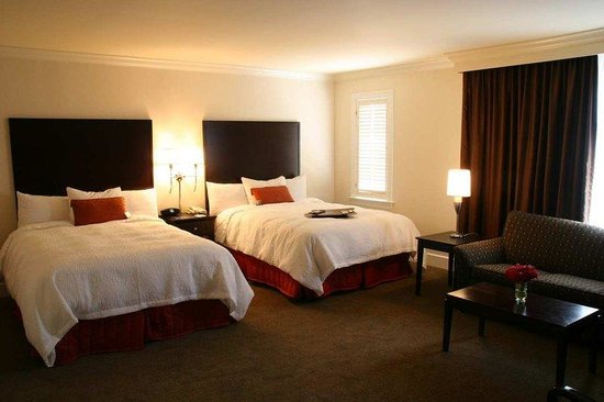 Hampton Inn & Suites Stamford: Double Bed Standard