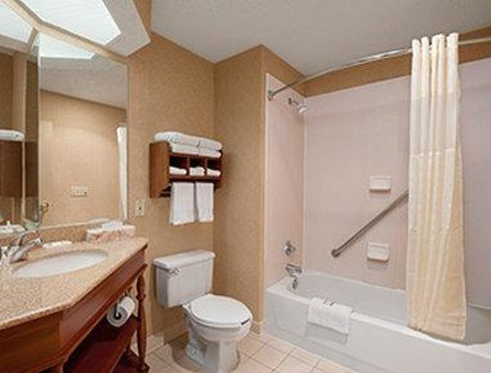 Baymont Inn & Suites - Lewisville: Bathroom