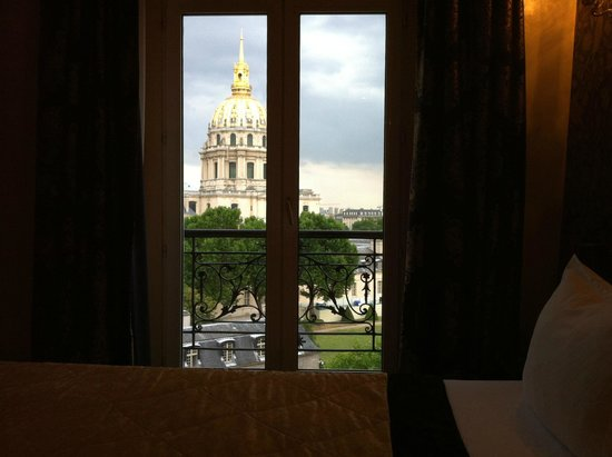 Hotel de l'Empereur : Unforgettable view!!!! No zoom, no effect! (Room 64)
