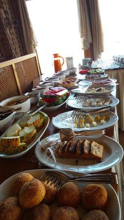 Goreme House : Wonderful breakfast ;)