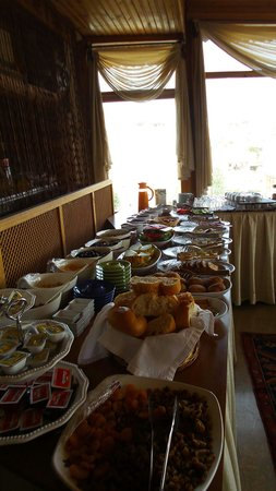 Goreme House : Breakfast time