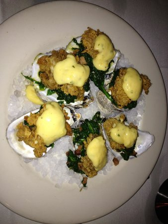Bonnell's Restaurant: Oysters...yum