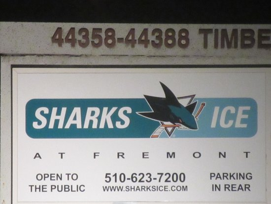 Sharks ice fremont hours