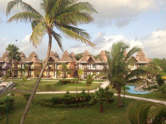 PavoReal Beach Resort Tulum: Cadre