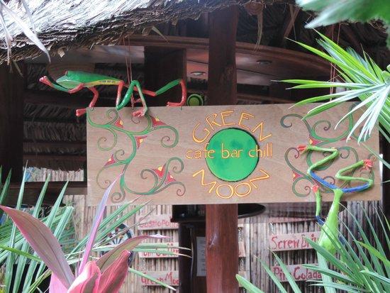 Hostel Backpackers La Fortuna: bar