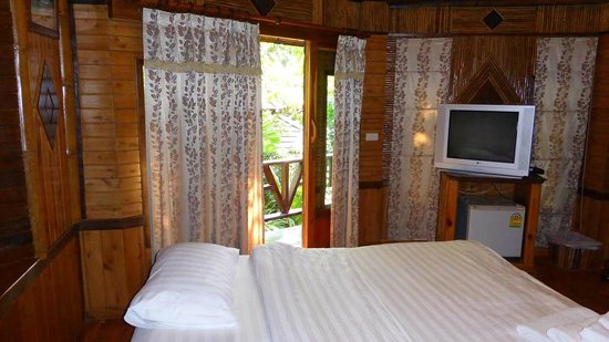 Phu Pha Ao Nang Resort and Spa : Zimmer