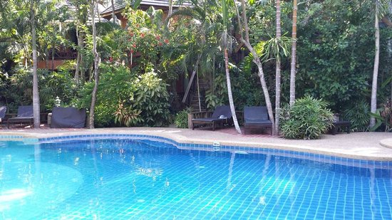 Phu Pha Ao Nang Resort and Spa: Poolbereich