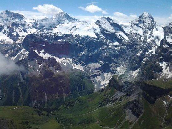 Schilthorn: Alps
