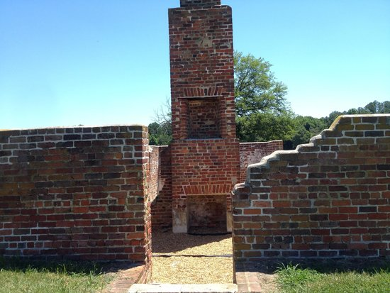 Petersburg National Battlefield Park: Remains of something important