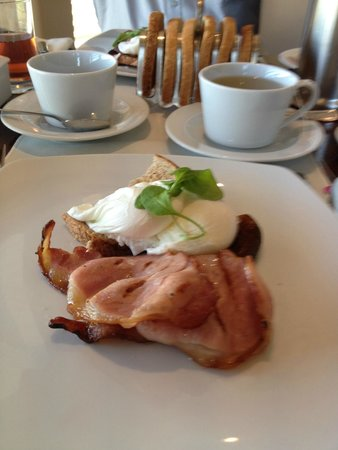 Vaughan Lodge: Beautiful Breakfast