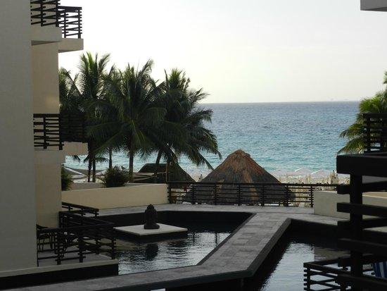 Aldea Thai Luxury Condohotel: Tiene buena vista y balcón.