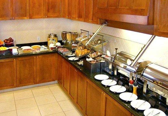 Residence Inn Phoenix Goodyear : Breakfast Buffet