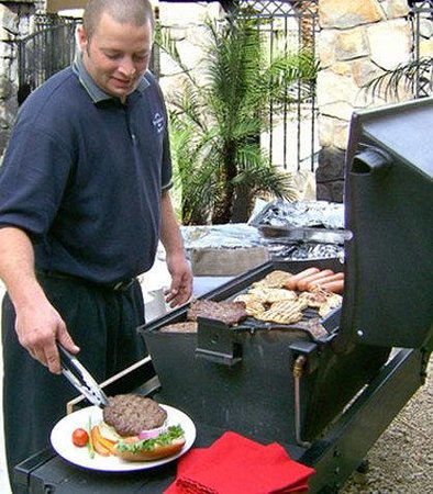 Residence Inn Phoenix Goodyear : BBQ