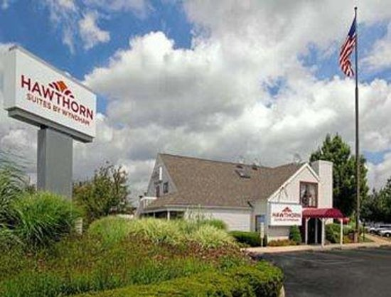 Welcome To The Hawthorn Suites By Wyndham Airport Columbus East