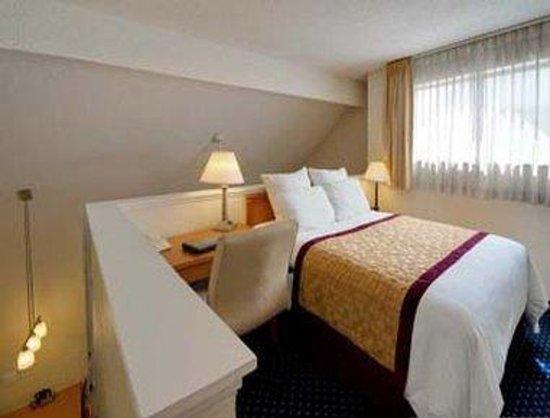 Hawthorn Suites by Wyndham Airport Columbus East: Loft