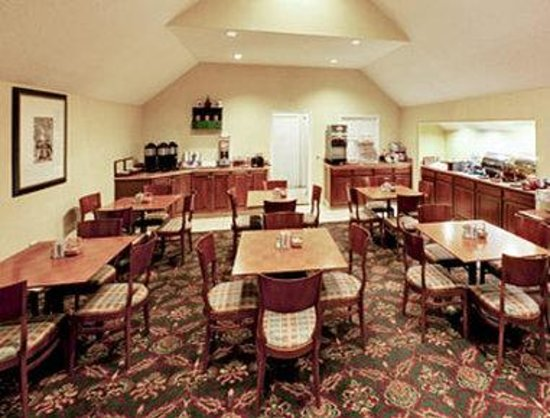 Hawthorn Suites by Wyndham Miamisburg/Dayton Mall South: Dining Area