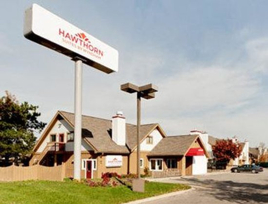 Hawthorn Suites by Wyndham Dayton North: Welcome to the Hawthorn Suites