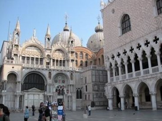 Markusdom (Basilica di San Marco): サンマルコ大聖堂