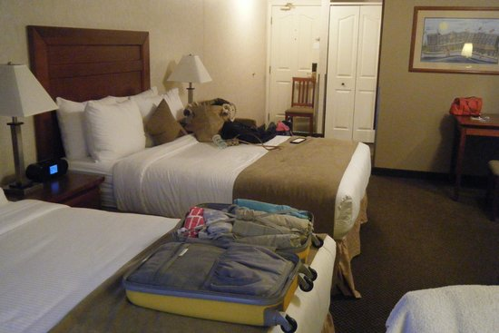 Best Western Gold Rush Inn: NICE COMFY ROOM