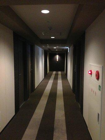 Hotel Prezio Shizuoka-Ekinan : 廊下