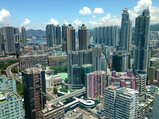 Cordis, Hong Kong: Excellent view!