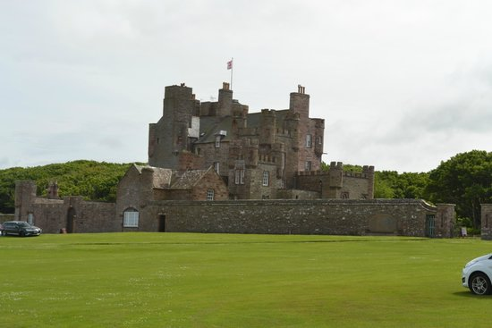 The Castle and Gardens of Mey: Castle Mey