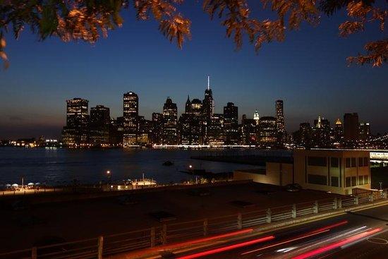 Brooklyn Heights Promenade: Manhattan skyline