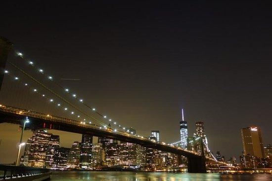 Brooklyn Heights Promenade: Under the Brooklyn Bridge