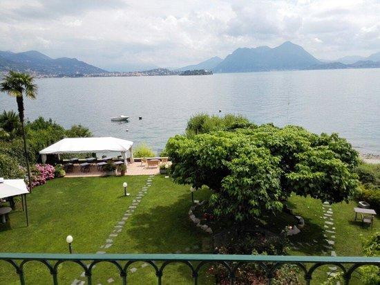 Hotel La Ripa: Dalla Camera 16.... Mino e Rossana