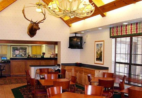 Residence Inn Durango: Breakfast Area