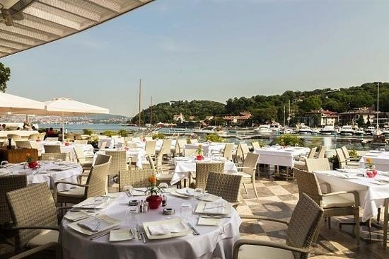 The Grand Tarabya: Amazing view