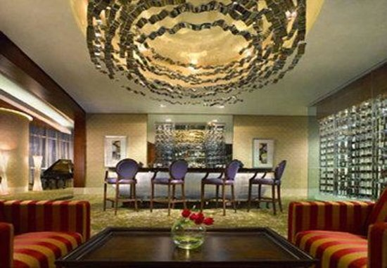 The Ritz-Carlton Jakarta, Pacific Place: Bar-Lounge