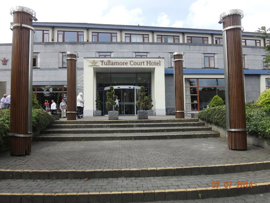 Tullamore Court Hotel: TCH Main Entrance