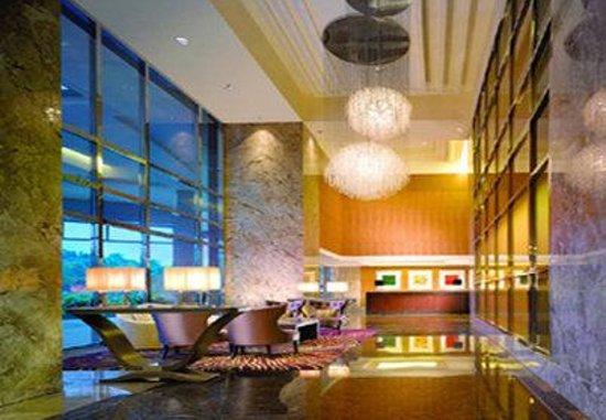 The Ritz-Carlton Jakarta, Pacific Place: Lobby