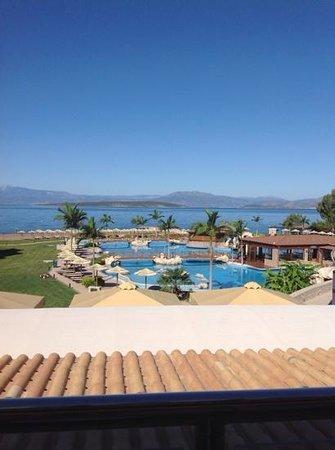 Kandia's Castle Hotel, Resort & Thalasso : Απο το δωματιο μου
