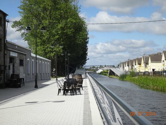 Tullamore Dew: TDVC & Grand Canal