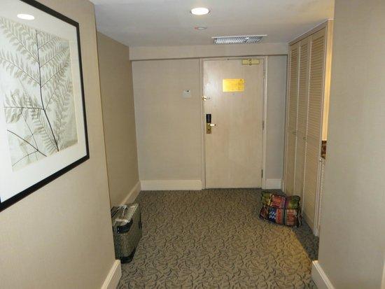 York Hotel: В номере