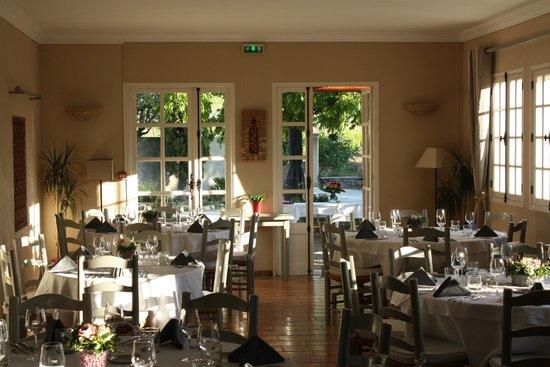 Domaine de Cabasse: La salle de Restaurant
