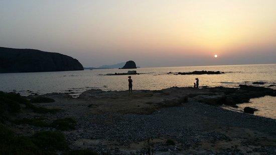 Ostria Vento : выход к морю