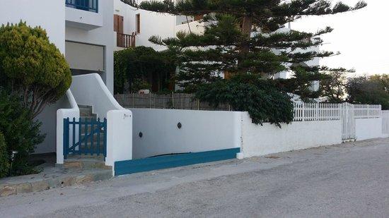 Ostria Vento : дом отеля