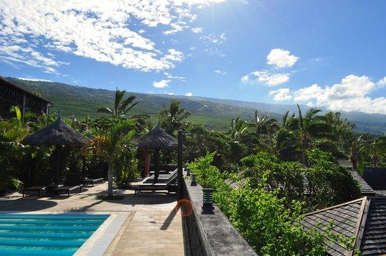 Iloha Seaview Hotel : Vue