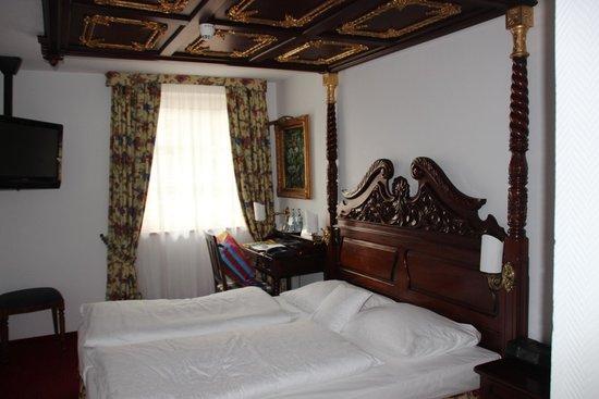 KING's HOTEL Center: Bedroom