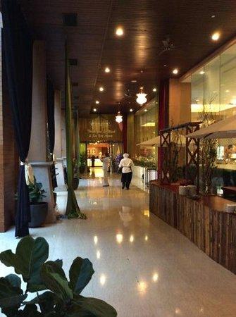 The Royale Chulan Kuala Lumpur : Beautiful interiors!