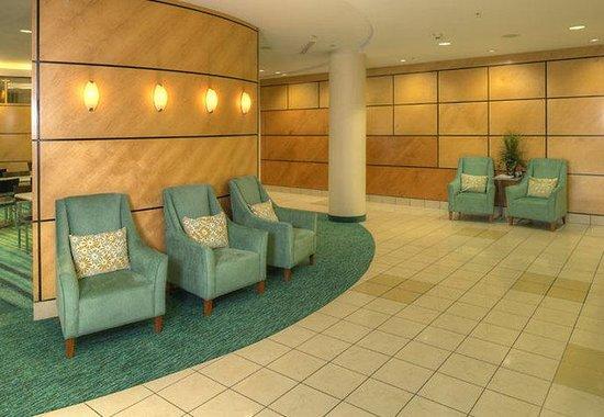 SpringHill Suites Billings: Lobby