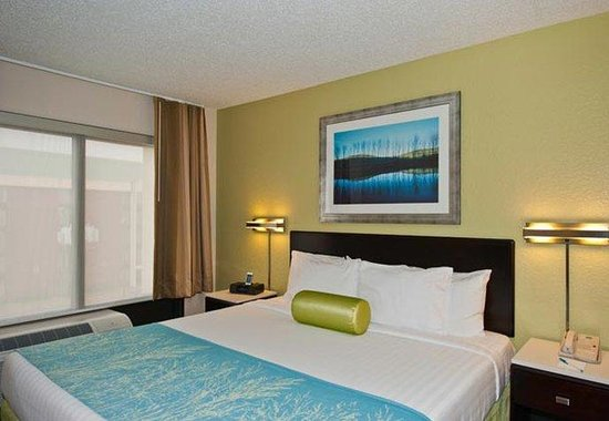 SpringHill Suites Houston Hobby Airport: King Suite